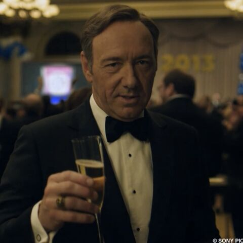 Kevin Spacey sera Winston Churchill
