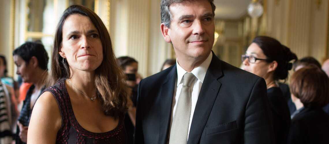 """Aurélie Filippetti, compagne d'Arnaud Montebourg, n'a """"pas du tout le fantasme de la première dame"""""""