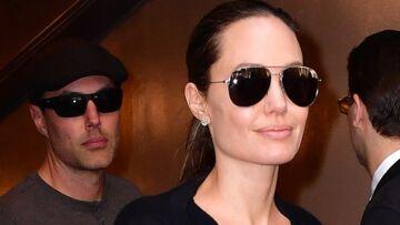 Angelina Jolie licencie son frère qui s'occupait de ses 6 enfants