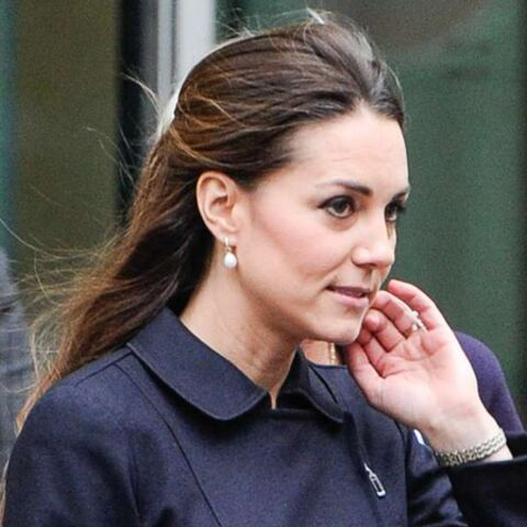 Kate Middleton: en plein baby blues?