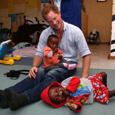 Harry: sa passion de l'Afrique dans les pas de Diana