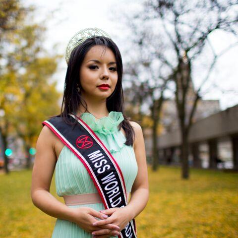 Miss Canada interdite de concours Miss Monde