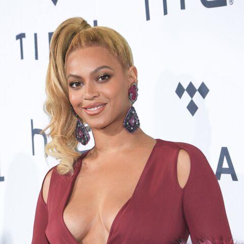 Beyoncé: un printemps sportif avec Topshop