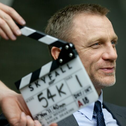 Skyfall: Happy birthday 007