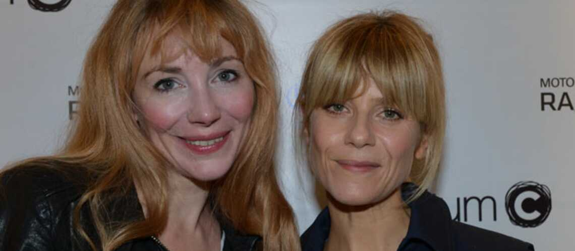 Gala By Night: Virée entre copines pour Julie Depardieu et Marina Foïs