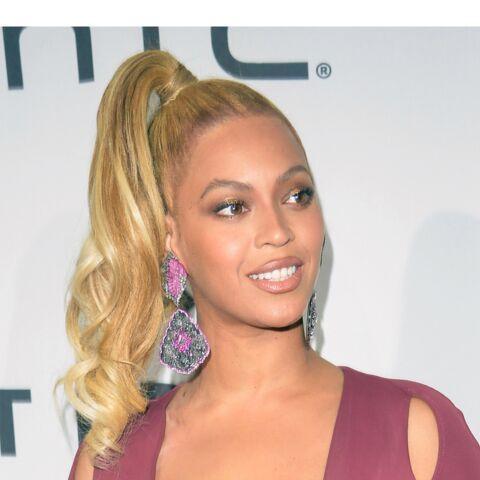 Le retour des boucles d'oreilles XXL, la preuve avec Beyoncé