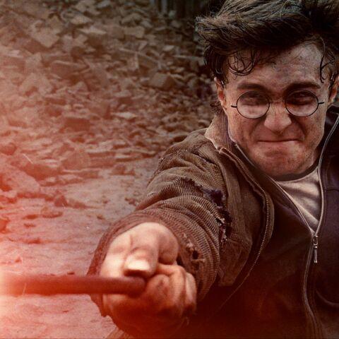 Harry Potter revient sur scène et avec son fils
