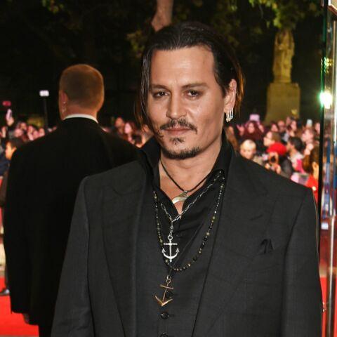 Johnny Depp se souvient du jour où Lily-Rose a failli mourir