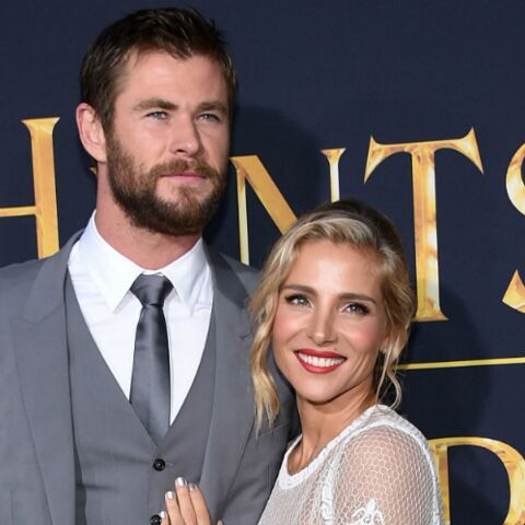 PHOTO – Chris Hemsworth dément les rumeurs de divorce avec Elsa Pataky