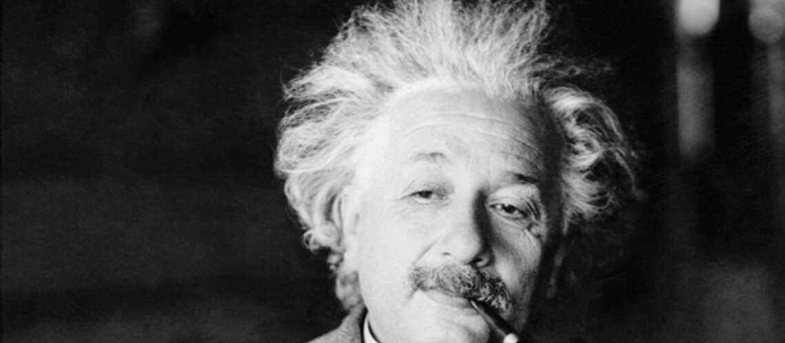 Albert Einstein, son cerveau sur iPad