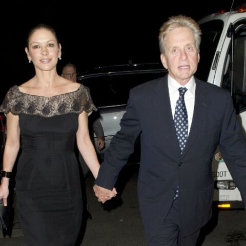 Michael Douglas et Catherine Zeta-Jones en grande forme