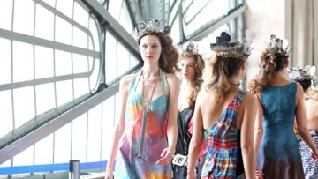 Fashion Week Printemps-été 2013 – Impasse de la Défense