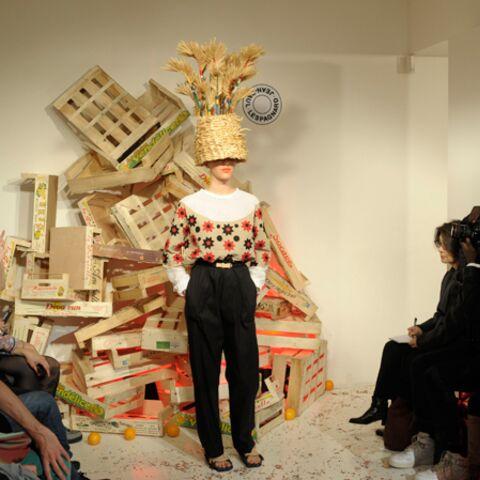 Fashion Week Printemps-Été 2013 – Jean-Paul Lespagnard
