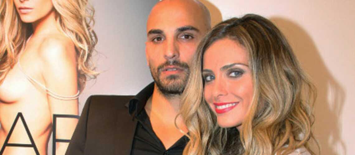 Clara Morgane envoûtante avec son mari pour le lancement de son calendrier