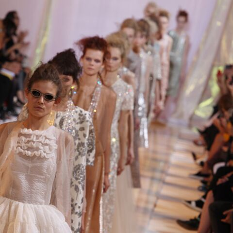 Fashion Week – La ménagerie de verre de Rochas