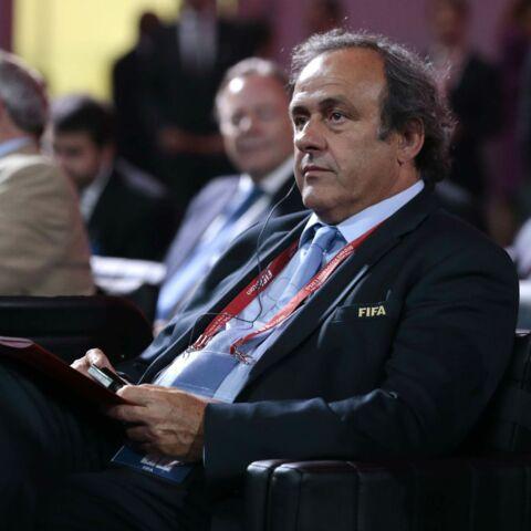 Michel Platini, une icône en danger