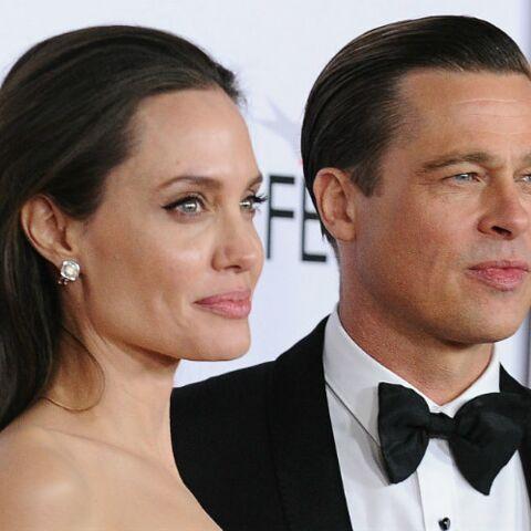 Angelina Jolie a bloqué le numéro de Brad Pitt, la tension monte