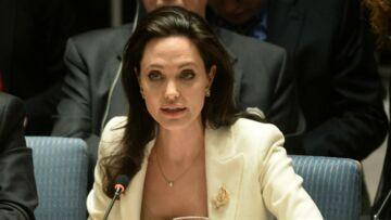 Angelina Jolie se rêvait en chef de l'ONU et rendait fou Brad Pitt
