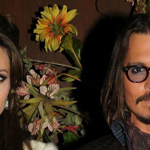 Johnny Depp proche soutien d'Angelina Jolie pendant son divorce