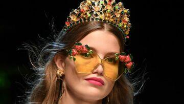Milan Fashion Week – Les têtes couronnées de Dolce & Gabbana