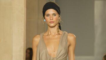 PHOTOS – Paris Fashion Week: Le retour du blush bonne mine chez Jacquemus