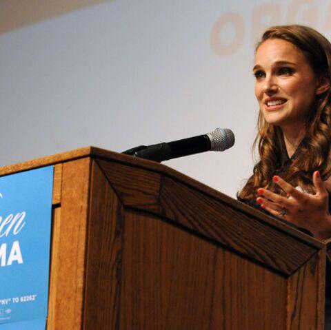 Natalie Portman s'engage pour Barack Obama