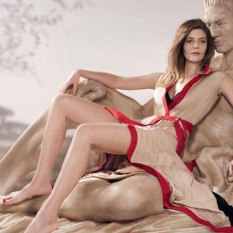 Chiara Mastroianni: une passion rouge signée Fendi