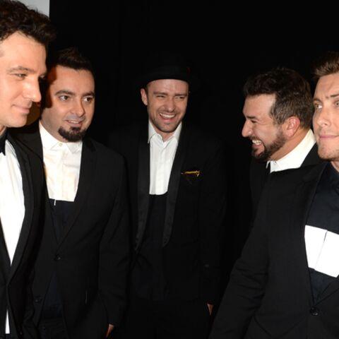 Justin Timberlake fâche les N'SYNC