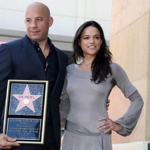 Vin Diesel a son étoile