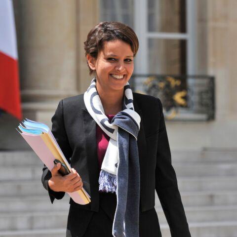 Najat Vallaud-Belkacem, première femme à l'Education nationale