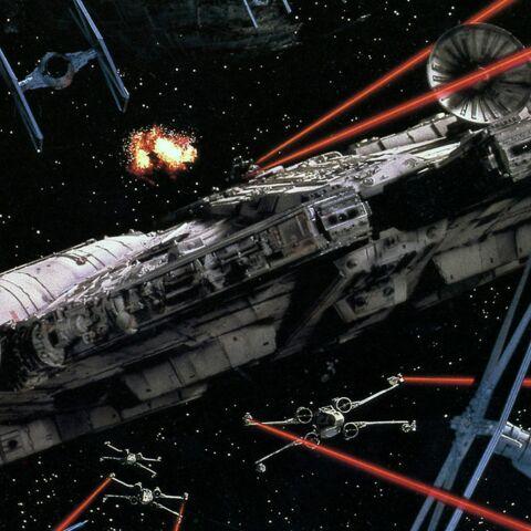 Star Wars: les jouets débarquent en force