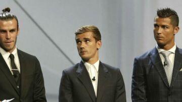 Antoine Griezmann: champion d'Europe du style!