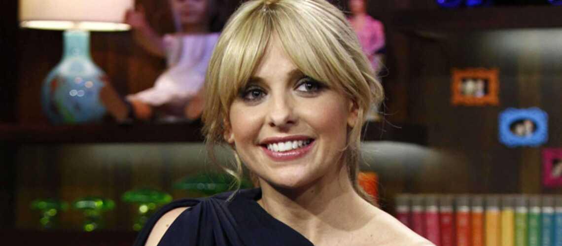 Sarah Michelle Gellar, un bébé vampire pour Buffy