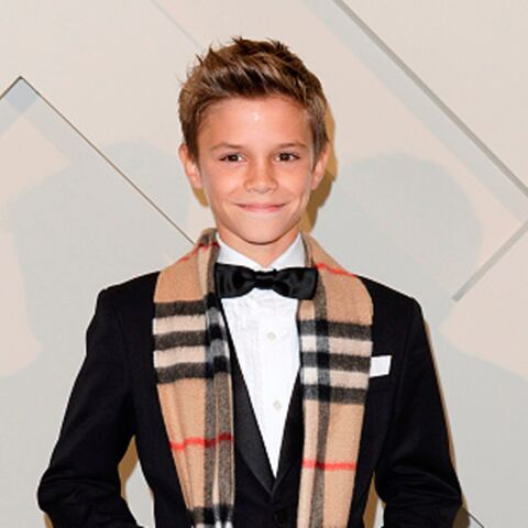 Romeo Beckham: sportif comme papa…