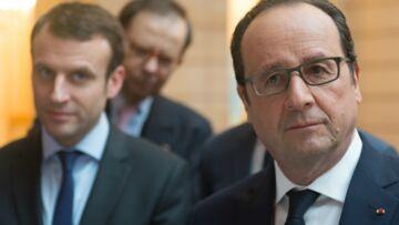 Emmanuel Macron n'a pas pardonné à François Hollande sa réaction à la mort de sa grand-mère
