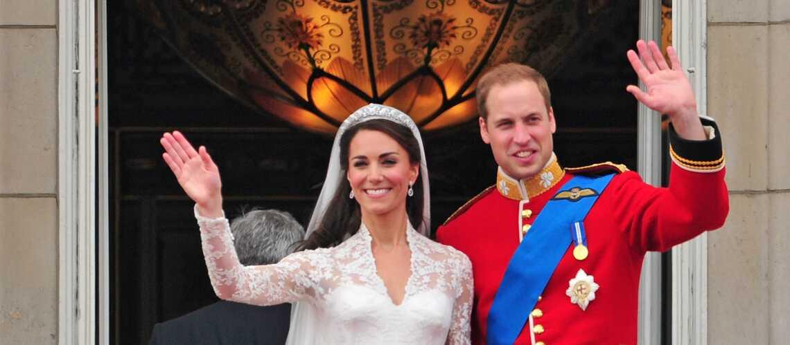 ac01303ff97 La robe de mariage de Kate Middleton