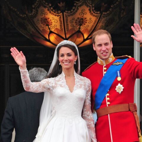 La robe de mariage de Kate Middleton, un