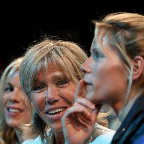 Le mari de Laurence, la fille de Brigitte Macron, tracte aussi pour son beau-père