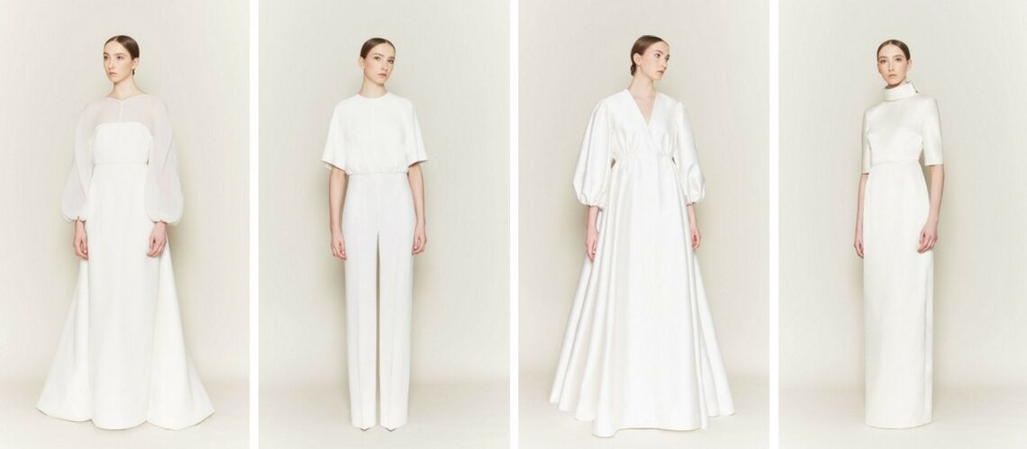 Kate Middleton  sa marque fétiche Emilia Wickstead lance une ligne de robe  de mariée\u2026