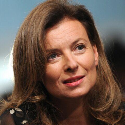 Valérie Trierweiler, première dame du petit écran