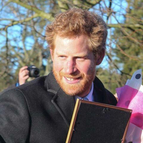 Avec sa barbe, le prince Harry veut-il suivre la tendance des stars?