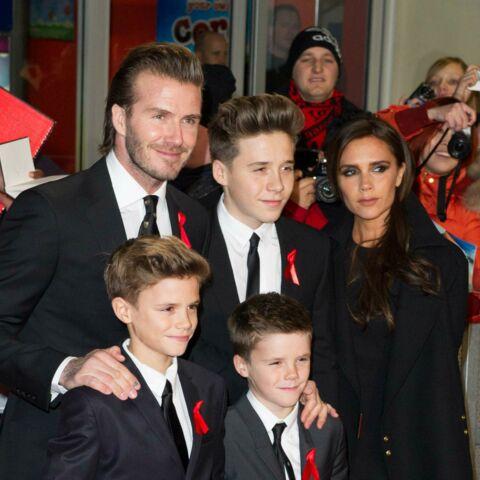 Le Noël des Beckham raconté par Brooklyn