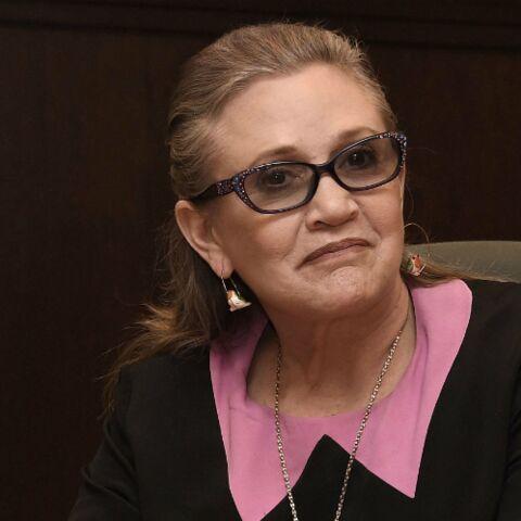 Mort de Carrie Fisher, princesse Leia de Star Wars