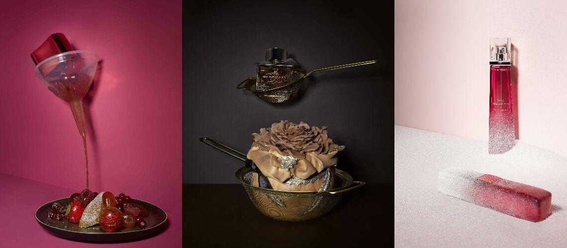 PHOTOS – 8 parfums gourmands revisités par 8 chefs pâtissiers
