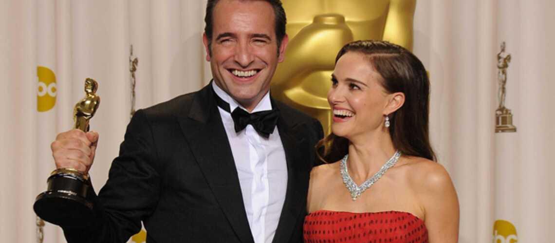 The Artist et Jean Dujardin triomphent aux Oscars