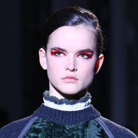 Tendance beauté Fashion Week – Cédric Charlier pique un fard