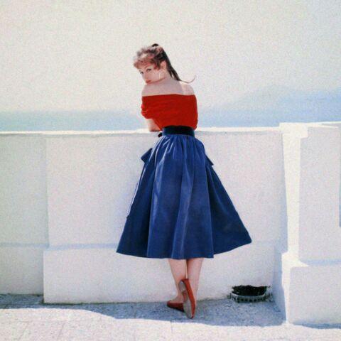 Fashion flash-back – La jupe midi de Brigitte Bardot