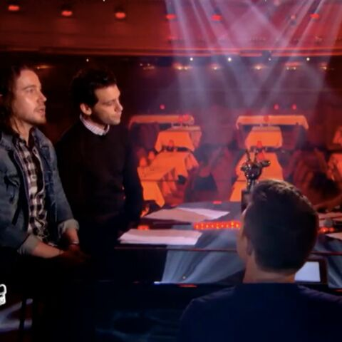 The Voice – coaching express pour Julien Doré