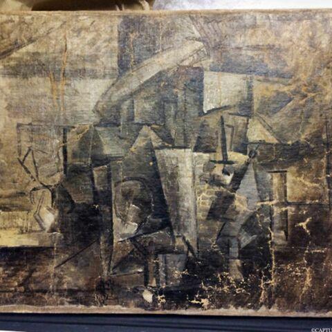 La Coiffeuse de Picasso retrouvée aux Etats-Unis