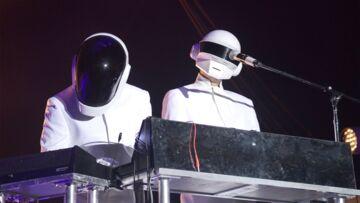 PHOTOS – Les Daft Punk remontent enfin sur scène